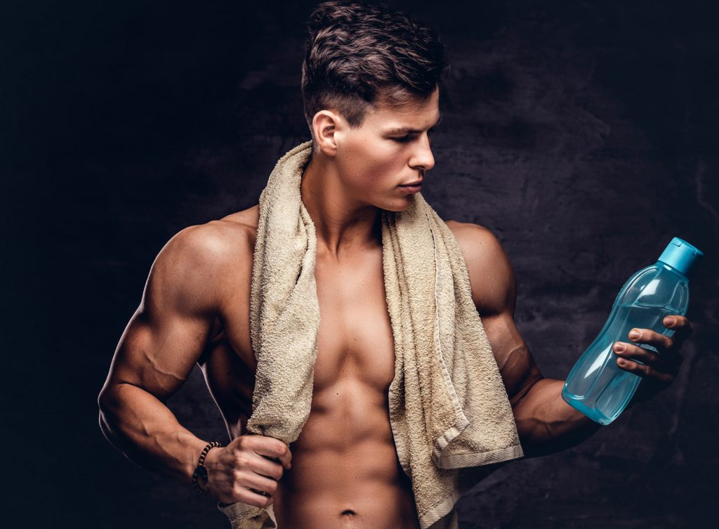 sterk 12 maanden trainingsprogramma voor mannen
