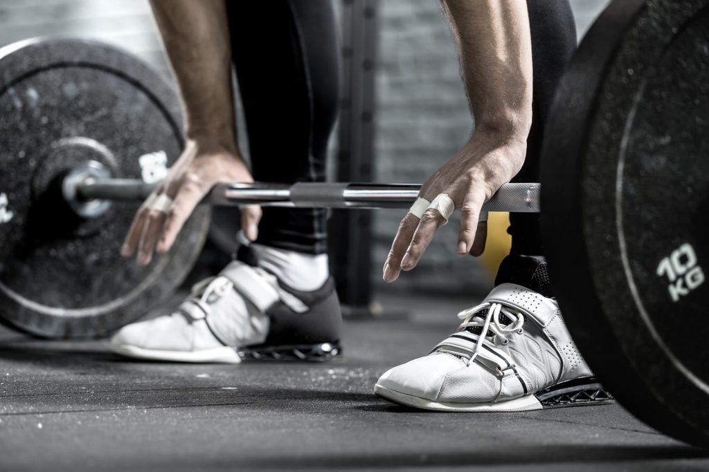 van thuis trainen met resistance bands weer terug naar de gym
