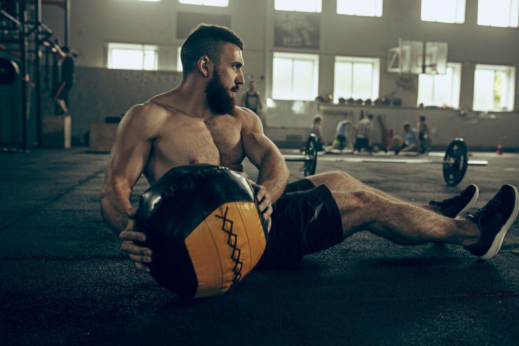 trainen voor afvallen en spiermassa behouden
