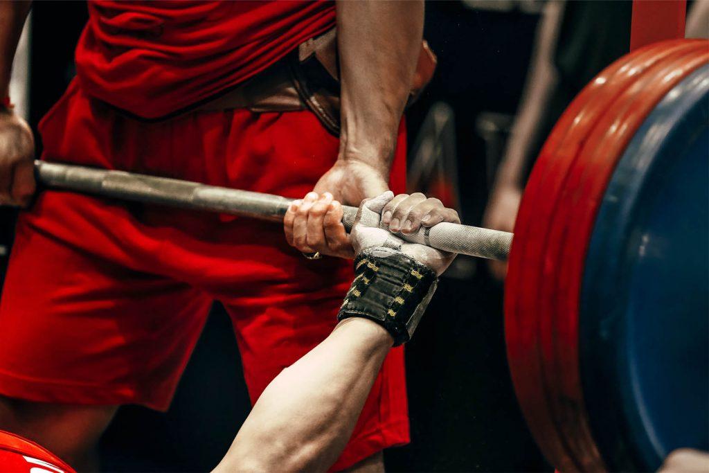 beste borst oeningen voor spiergroei en kracht - bankdrukken
