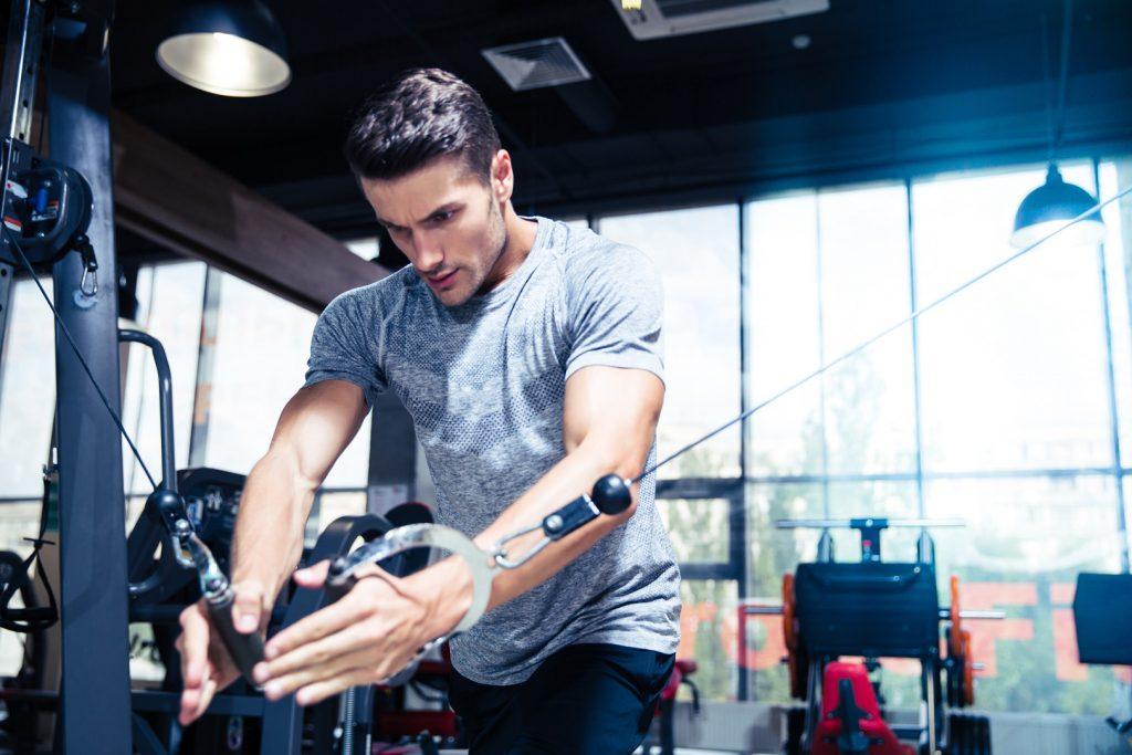 trainingsschema's voor drukke sportschool 4-daags