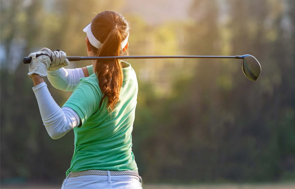 golf fitness thuis trainingsschema