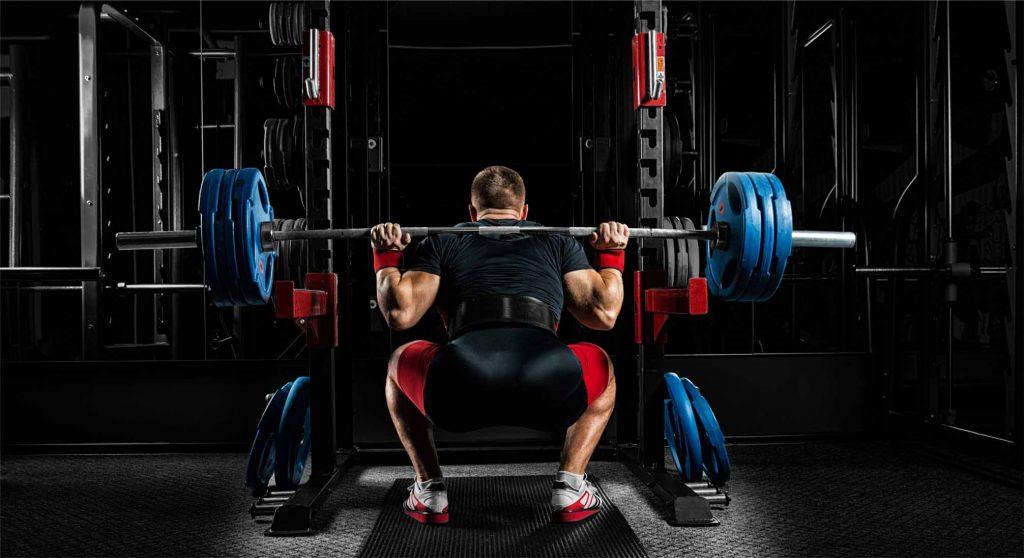 heup squat sterker na knie valgus