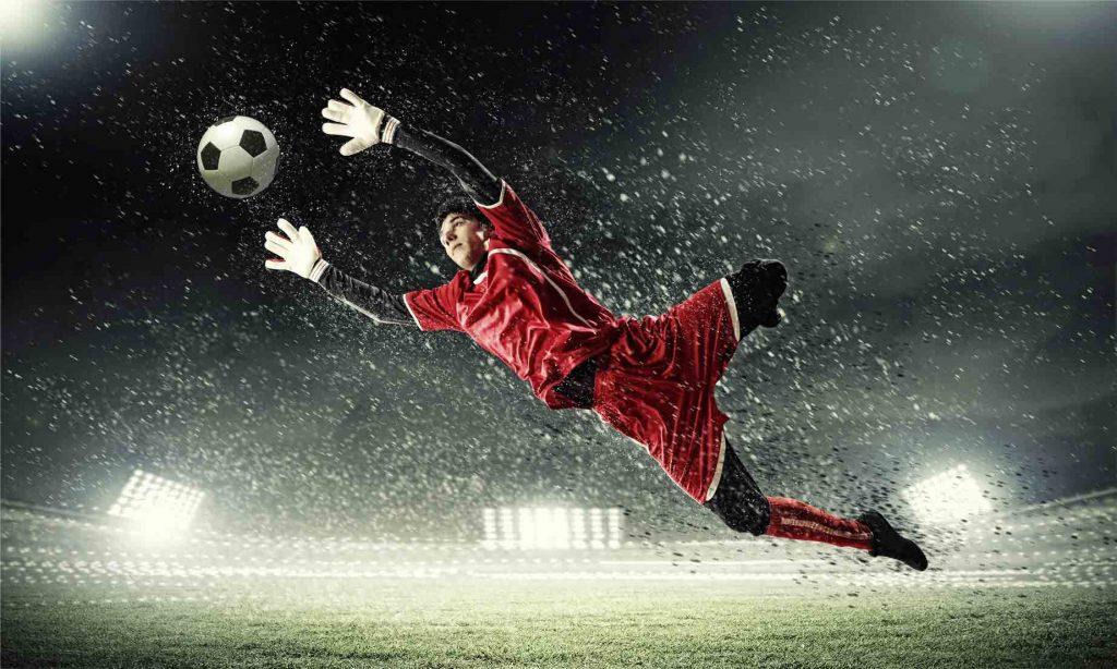 trainingsschema voor keeper voetbal