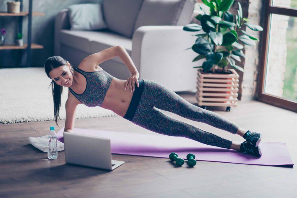 sterk thuis trainen met een 2 daags thuis trainingsschema's