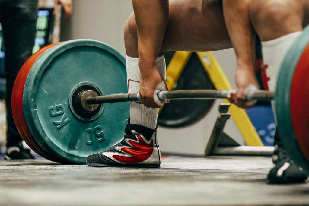 big 3 powerlift trainingsschema