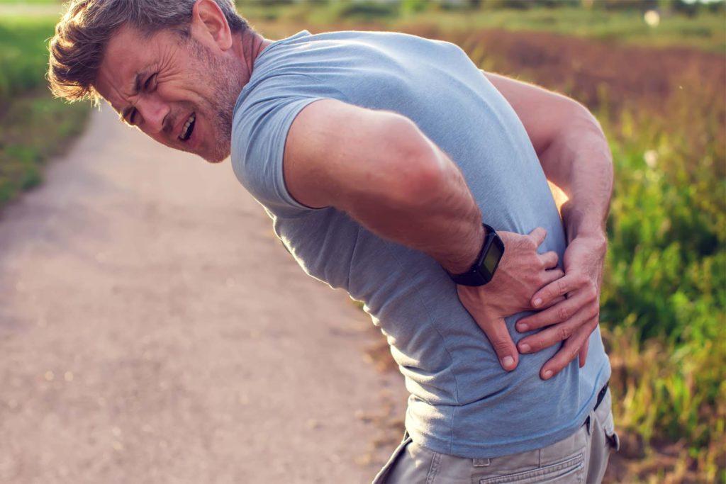 trainen op geleide van pijn