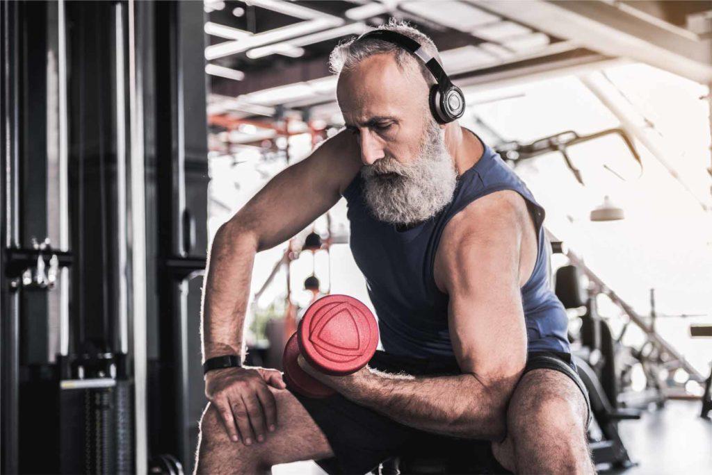 optimale eiwitinname hoger voor ouderen