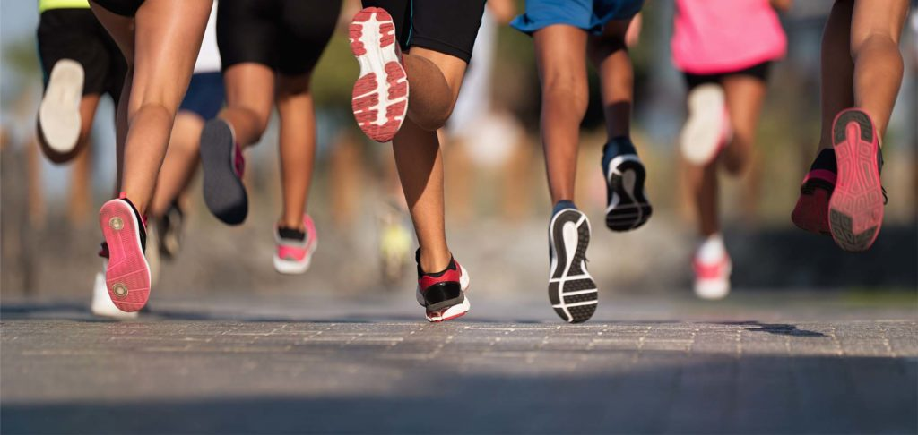 marathon lopen en blessures