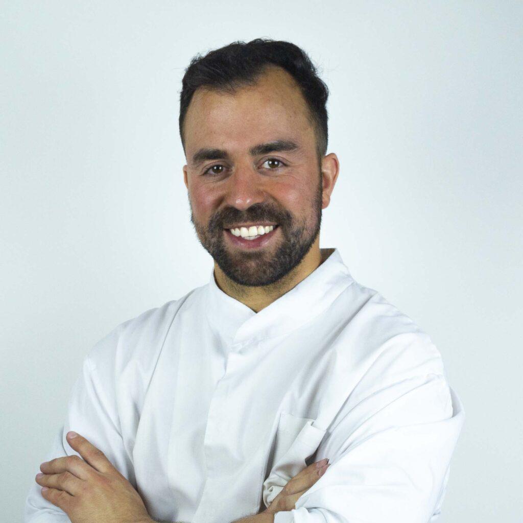 Luc visser chef-kok - online coach voor bodybuilders en spier opbouw