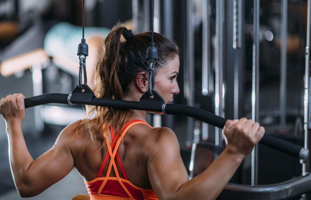 vrouwen trainingsschema back in topshape