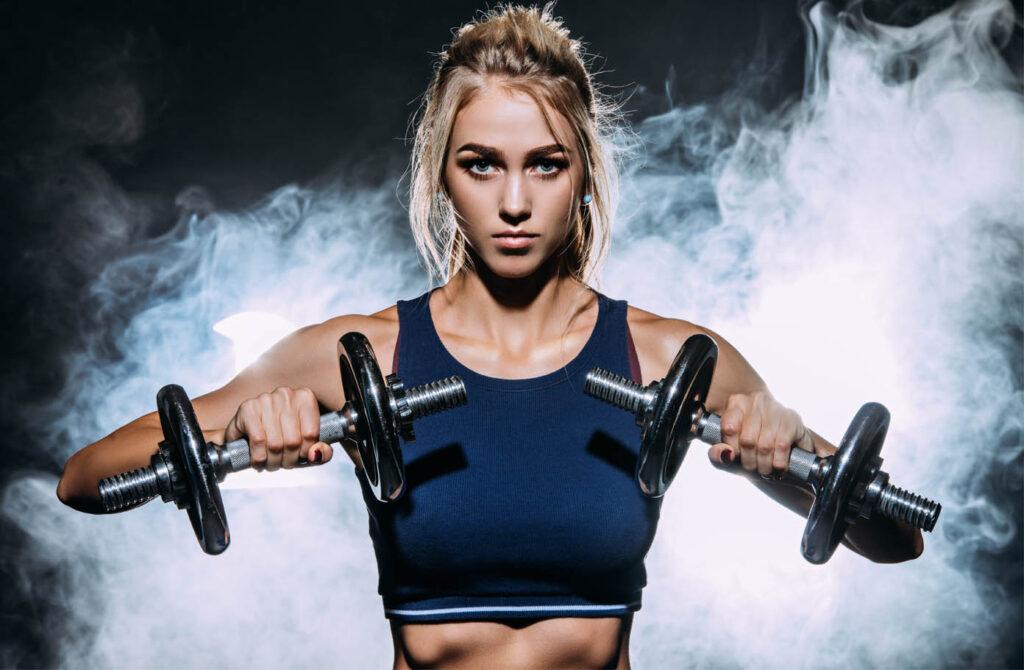 trainingsschema voor vrouwen topshape 4 en blok 1 van het sterkste beauty jaarprogramma