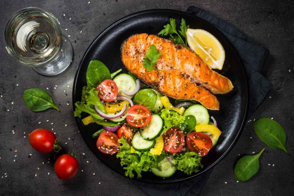 vegetariër of pescotariër