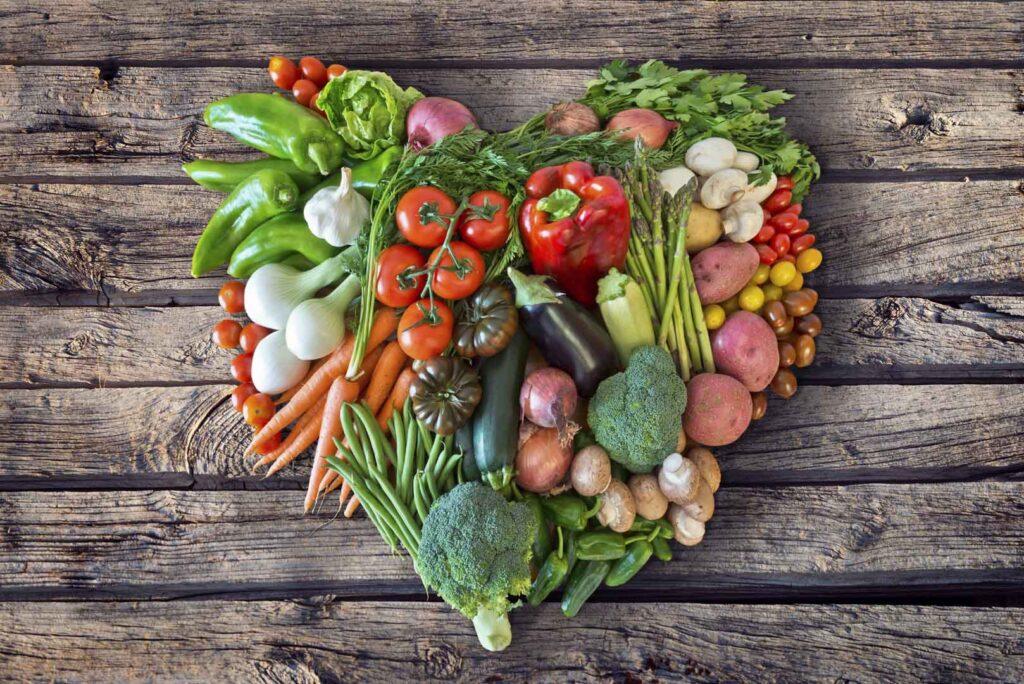 vegan voedingsschema's week 34