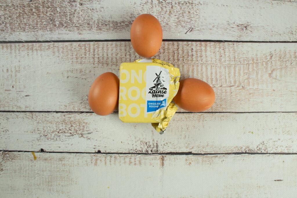 scrambled eggs ingrediënten