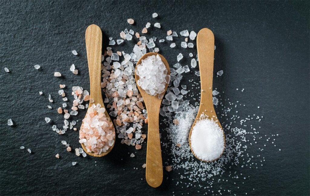 zout scrambled eggs roerei recept