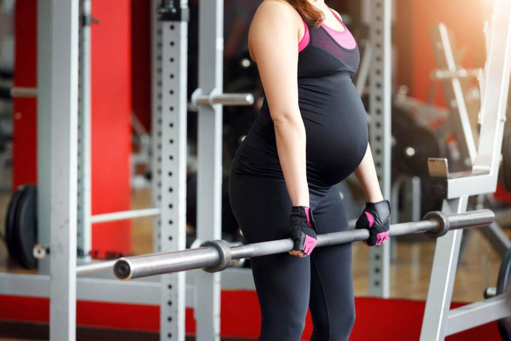 trainingsschema trimester 2 zwangerschap fitness