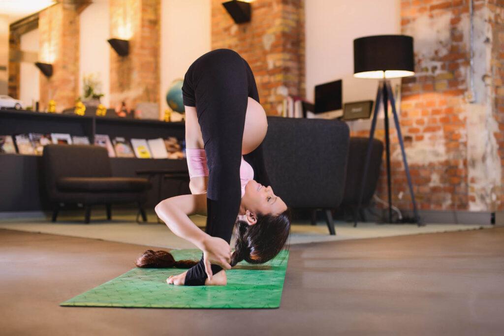 trainingsschema trimester 3 zwangerschap fitness flexibiliteit