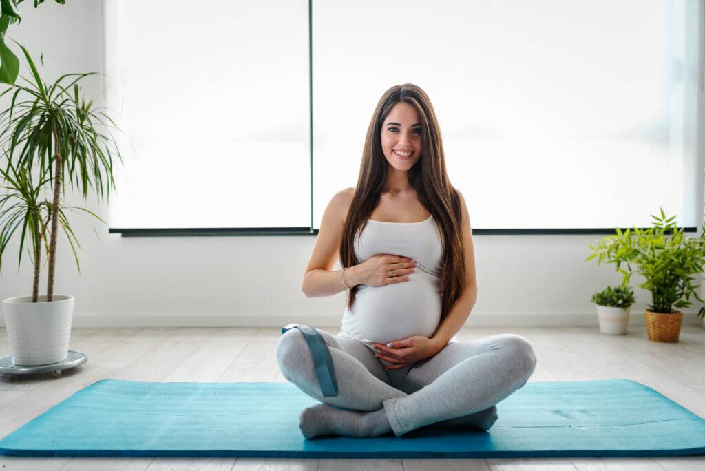 zwangerschap fitness