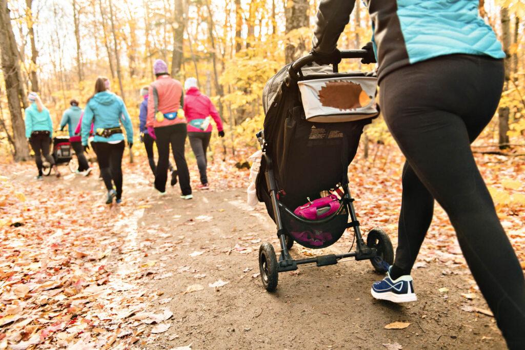 trainingsschema trimester 1 wandelen voor zwangere vrouwen