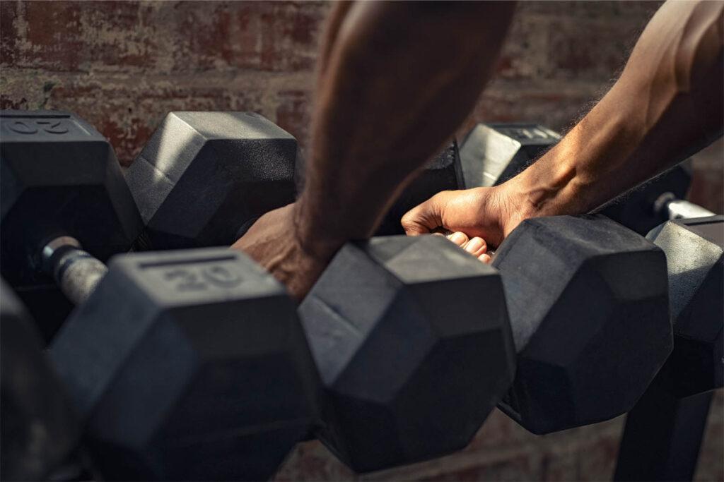 trainingsschema's voor afvallen zwaar trainen