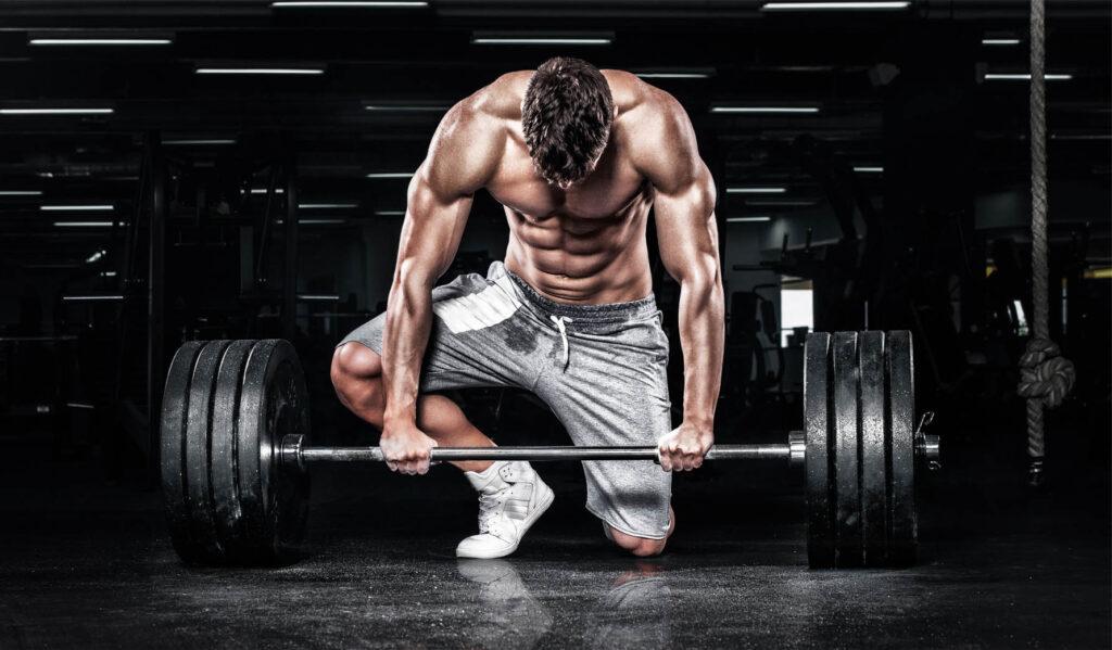 volume compounds en rest pause trainingsschema 5 dagen