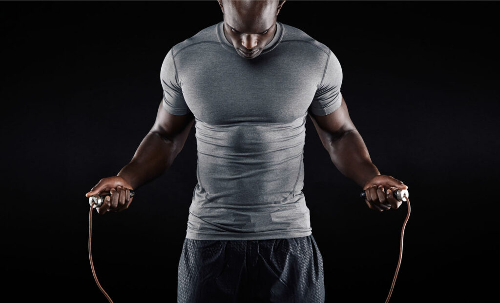 thuis sterk en fit trainingsschema