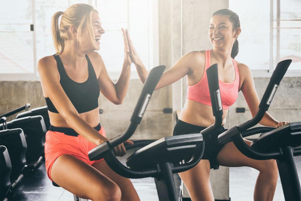 actieve herstelmethode fietsen of lopen