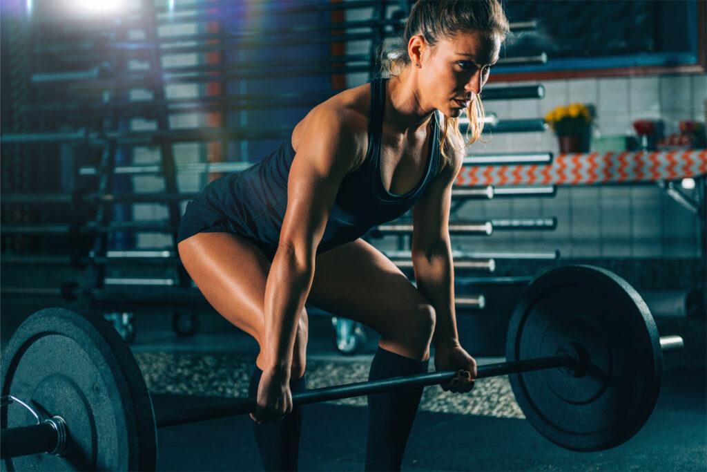beauty sterk en gespierd trainingsschema